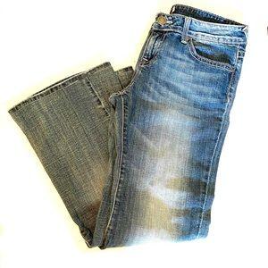 Vigoss flare leg jeans